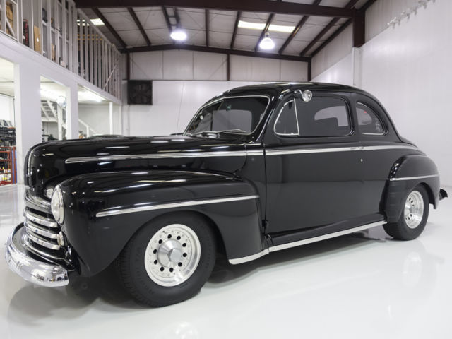 1948 Ford Street Rod, highly loaded with features! NSRA safety certified!