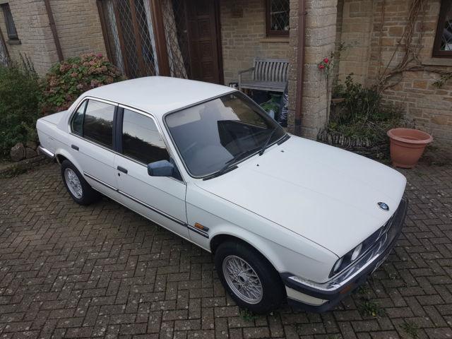 BMW 316 E30 1987 Original Classic Collectable car