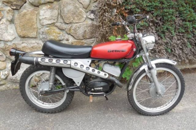 1972 Benelli Panther