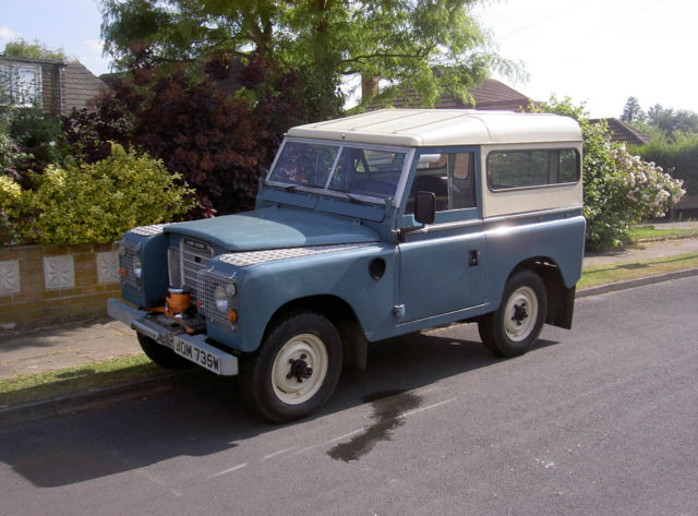 1981 Series 3 SWB Petrol Landrover - Excellent Condition