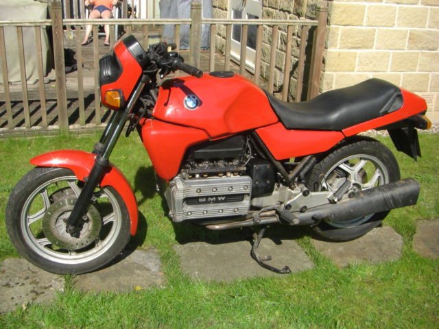 BMW K100 Basic 1983,one of the oldest K's in existence, restoration or Cafe Race