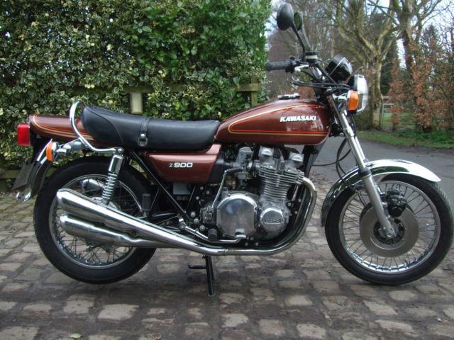 Permalink to Kawasaki Kz900 For Sale