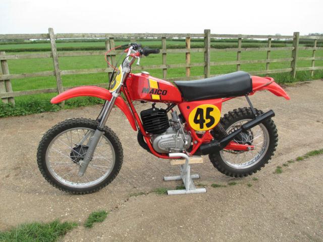 MAICO 250 AW250 1977 TWIN SHOCK MOTOCROSS