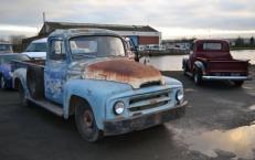 1952 International Harvester L110 Pick-Up Truck For Sale