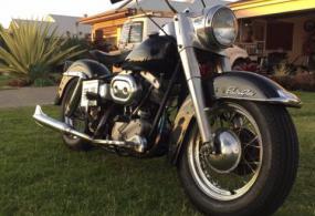 1968 Harley Davidson SHOVELHEAD FLH Generator Shovel For